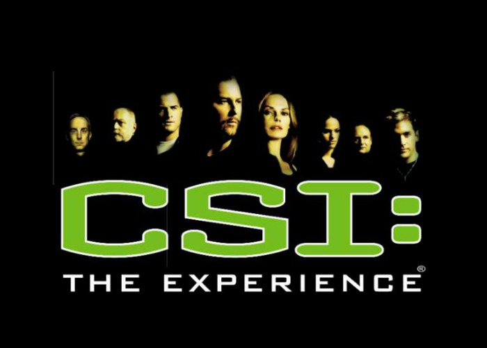 CSI: The Experience at MGM Grand