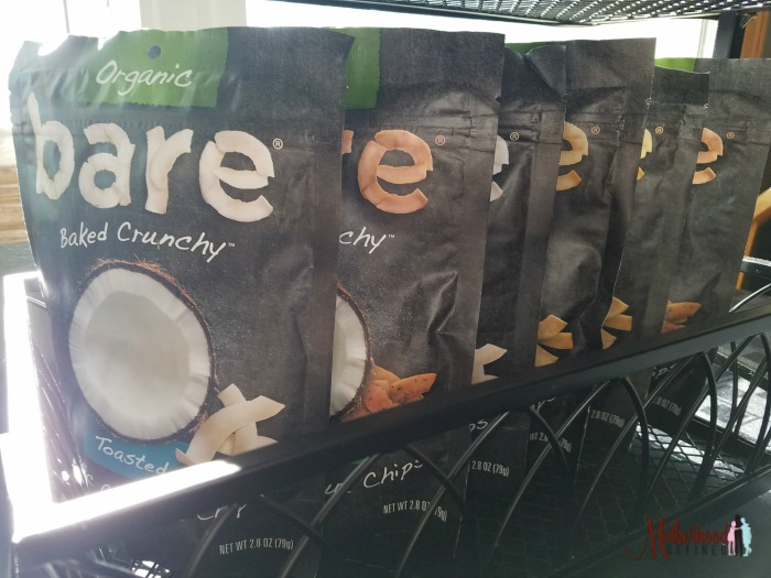 Bare Organic Toasted Coconut Chips