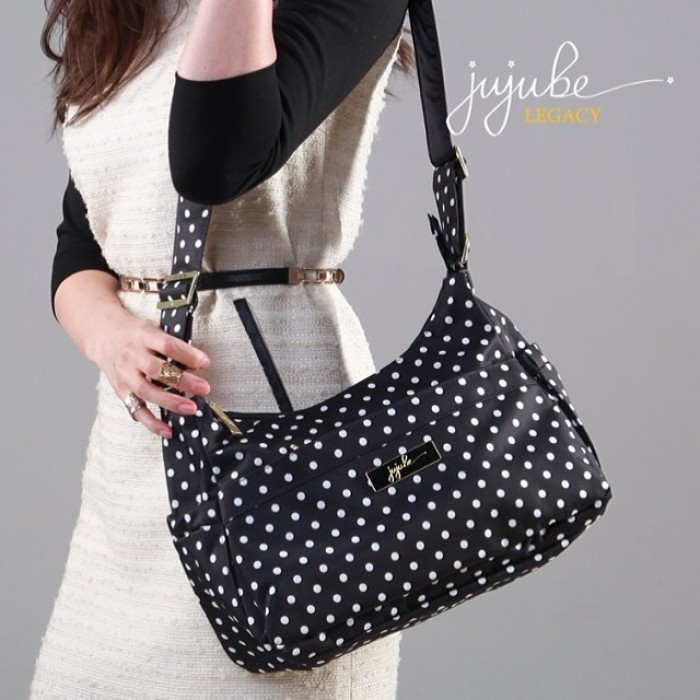Ju Ju Be HoboBe Diaper Bag available from babycubby.com