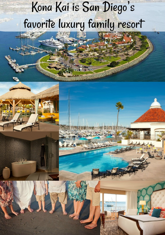 Kona Kai is San Diego's favorite luxury family resort