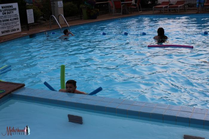 Best Western Kirkwood Inn Seasonal Outdoor Pool
