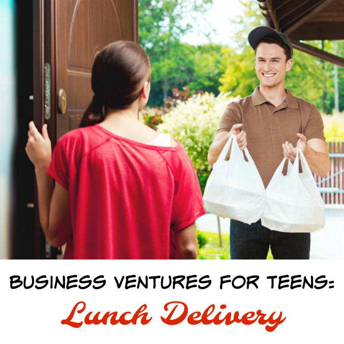 Business Ventures for Teens: Lunch Delivery