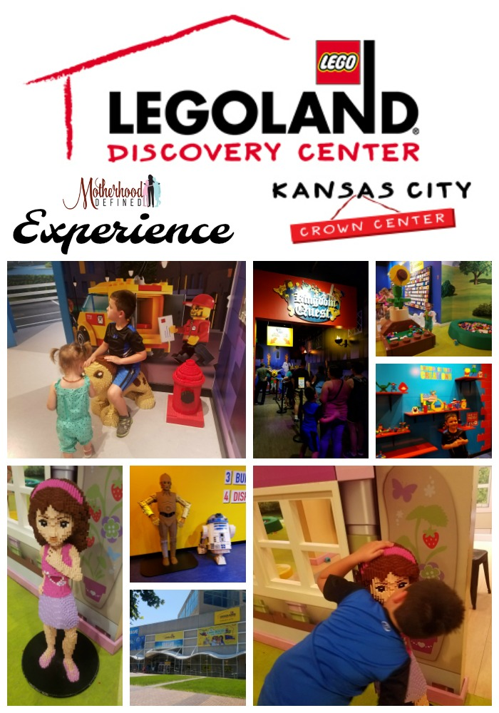 Review: LEGOLAND Discovery Center Kansas City Experience