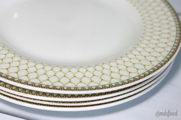 Antler Trellis Fine Bone China