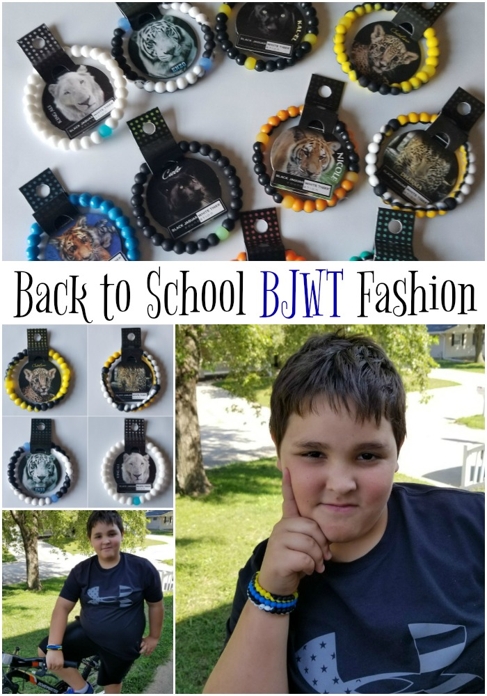 Back to School Fashion with Imperial Toy BJWT Bracelets
