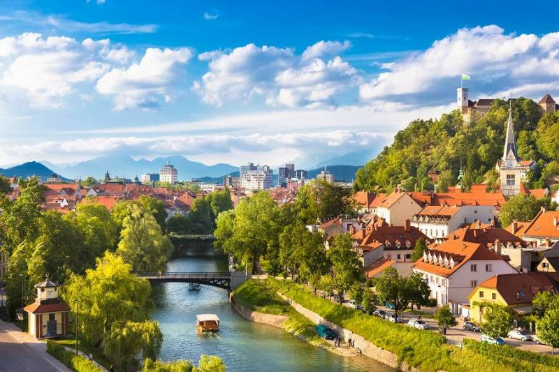10 Interesting Places in Eastern Europe: Ljubljana, Slovenia