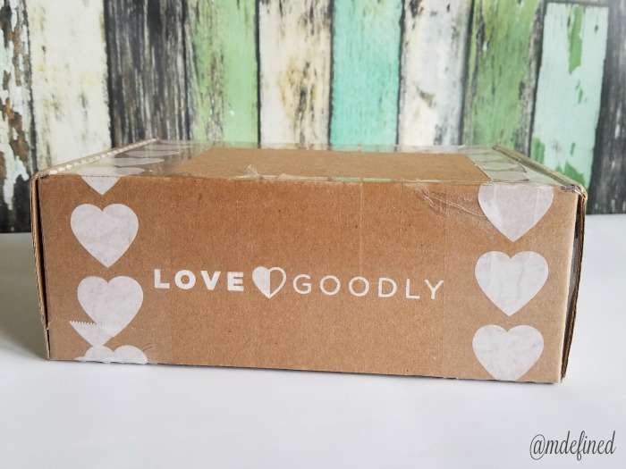 Love Goodly Subscription Box Delivery