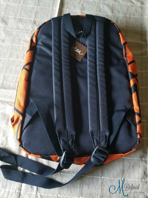 Scots Triangle Backpack in Halo