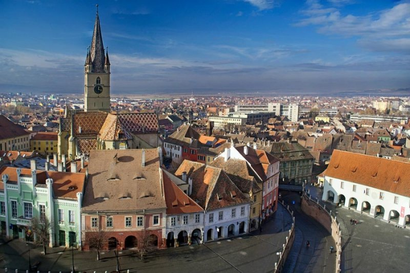 10 Interesting Places in Eastern Europe: Sibiu, Romania
