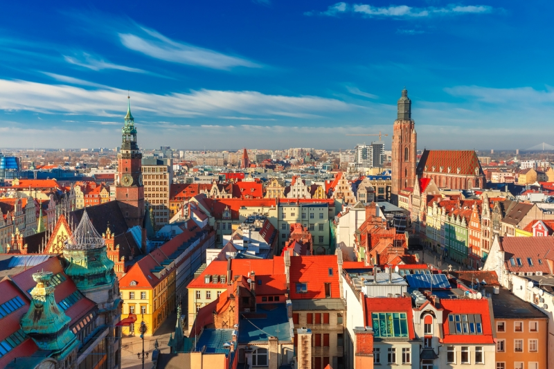 10 Interesting Places in Eastern Europe: Wroclaw, Poland