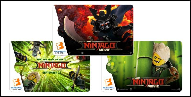 Find the Ninja Within Ya + #LEGONINJAGOMovie Giveaway