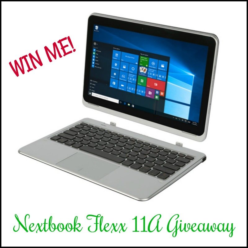 Nextbook Flexx 11A Giveaway