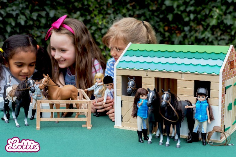 Lottie Stables Playset #HotHolidayGifts2017