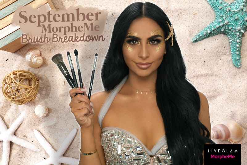 MorpheMe Brushes Monthly Subscription - September Mermaid