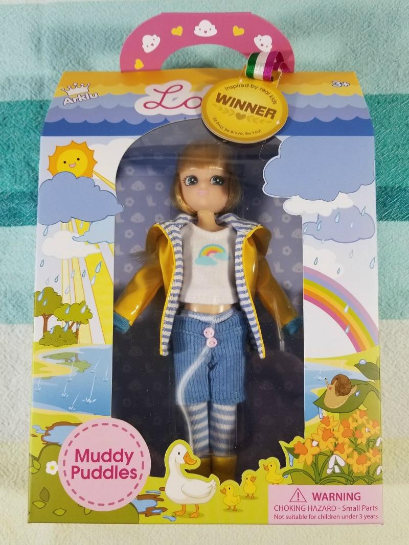 Muddy Puddles Lottie Doll #HotHolidayGifts2017