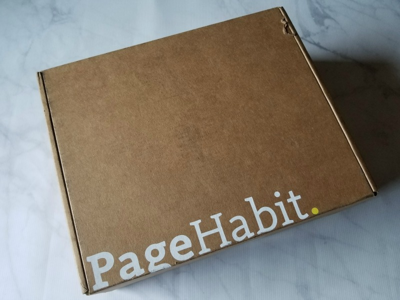 Best Gifts For Readers: PageHabit Romance Box #HotHolidayGifts2017