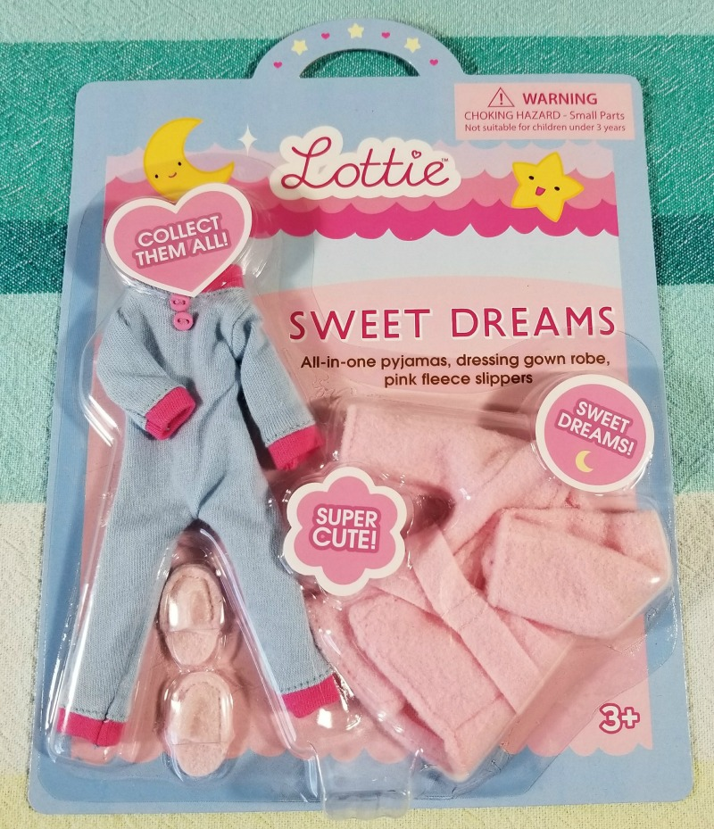 Sweet Dreams Outfit Set #HotHolidayGifts2017