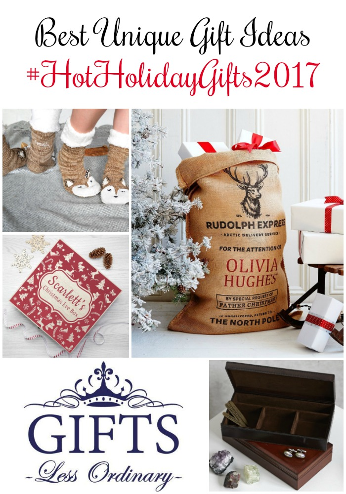 Best Unique Gift Ideas #HotHolidayGifts2017