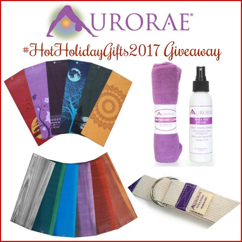 Aurorae Yoga Gifts Giveaway