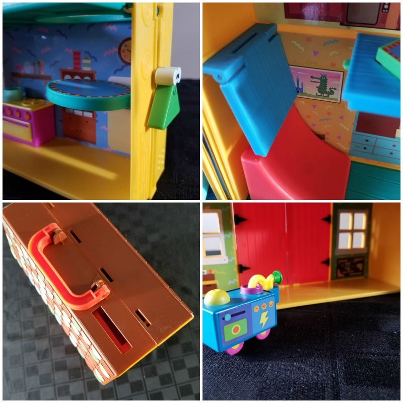 Hey Duggee Squirrel Clubhouse Playset #HotHolidayGifts2017