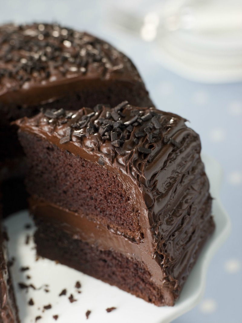 Honey Chocolate Cake Recipe