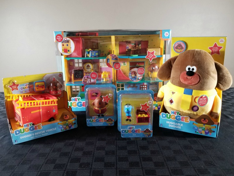 Jazwares Hey Duggee Toys #HotHolidayToys2017