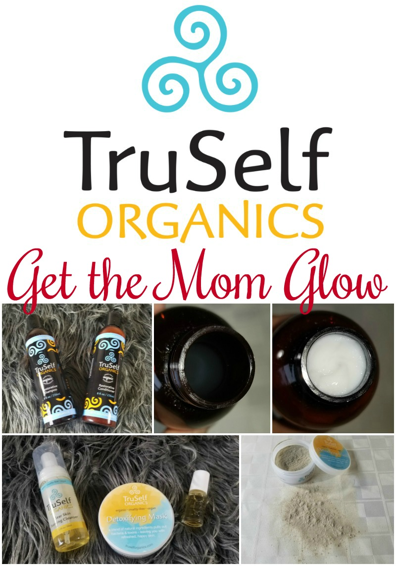 Get the Mom Glow with TruSelf Organics #HotHolidayLooks2017