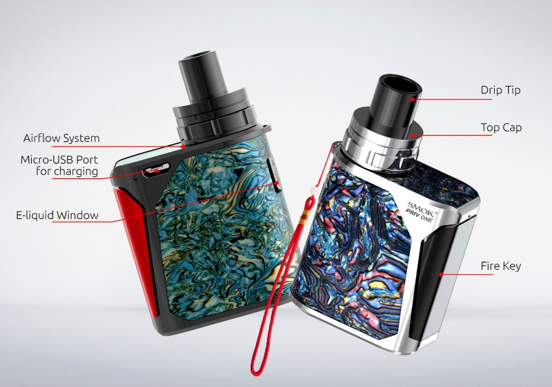 Only Vapers Allowed Here + SMOK Priv One Giveaway