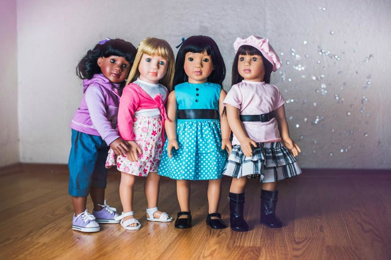 Bring a Twinkle to Her Eyes with Starpath Dolls #HotHolidayToys2017