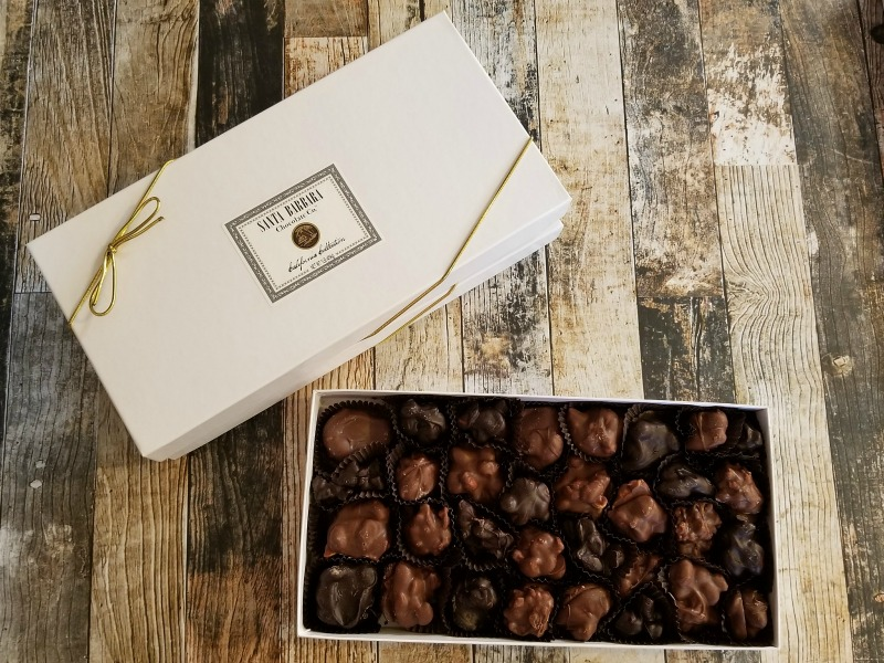 The Santa Barbara Chocolatier California Collection is Heavenly #HotHolidayGifts2017