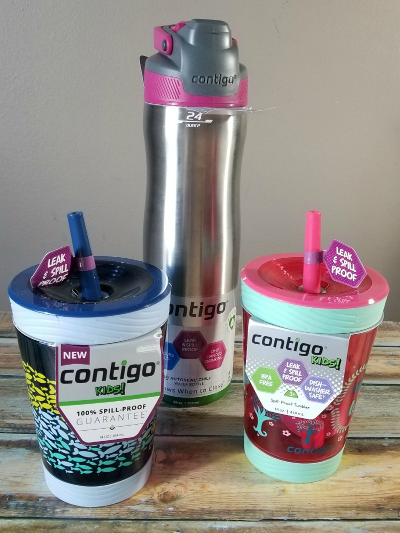 Contigo Helps You Go Green and Keep Healthy