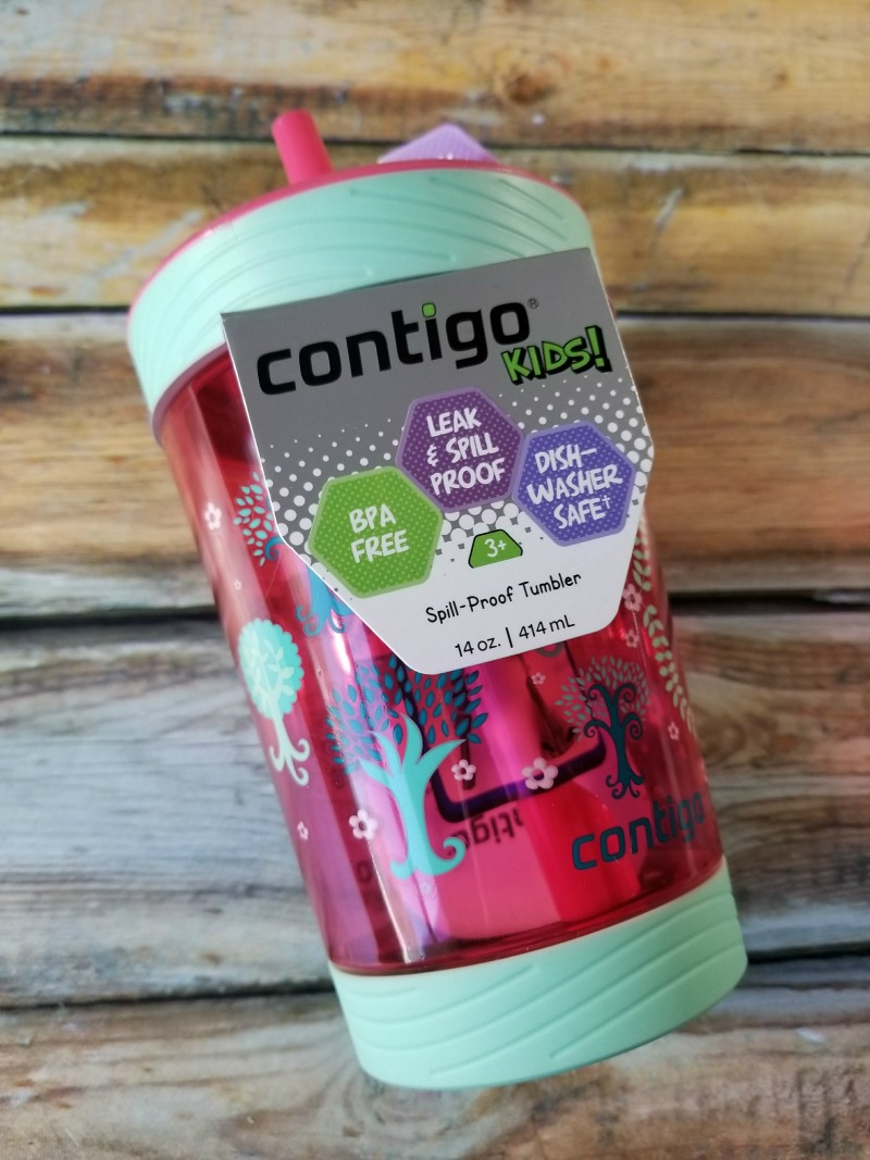 Contigo Spill Proof Kids Tumbler #HotHolidayGifts2017