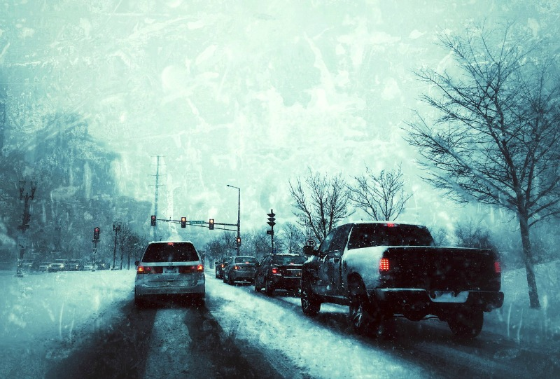 How to Successfully Drive In Winter Conditions