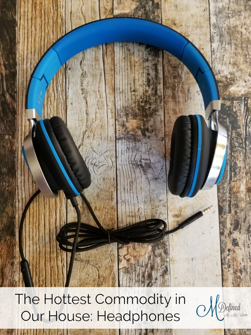 The Hottest Commodity in Our House: Headphones #HotHolidayGifts2017