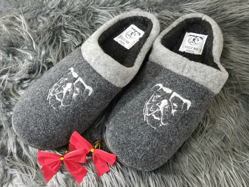 Ugly Me Slippers Bring Smiles To The Faces of Men This Holiday Season #HotHolidayGifts2017