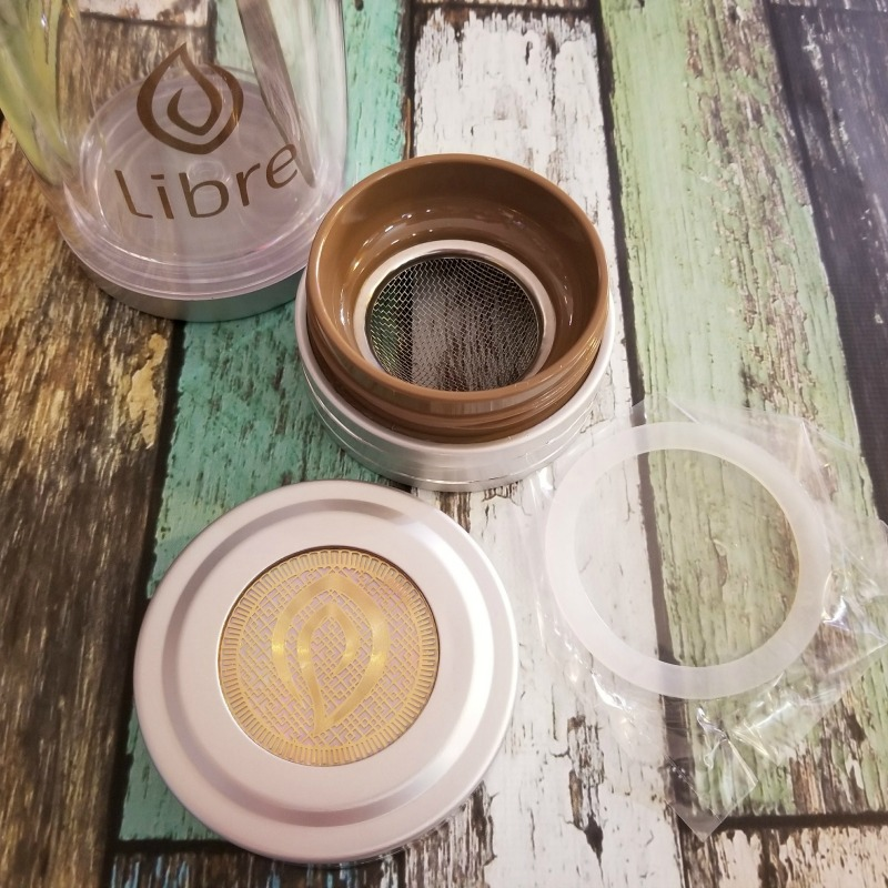 Have a relaxing tea moment anywhere, anytime with Libre #HotHolidayGifts2017