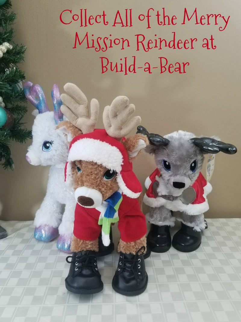 Collect All of the Merry Mission Reindeer Before Their Gone #HotHolidayGifts2017