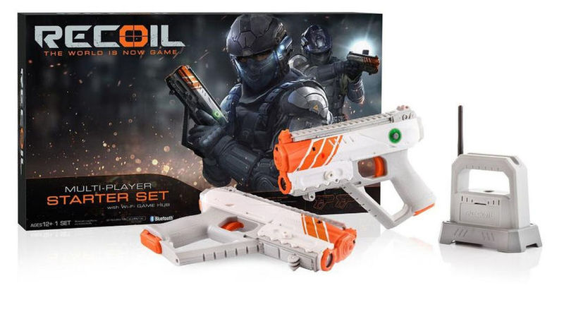 Join Striker's Army with the Recoil Multiplayer Starter Kit + Giveaway #HotHolidayGifts2017