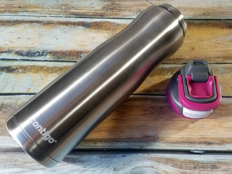 Contigo AUTOSEAL® Chill Stainless Steel Water Bottle #HotHolidayGifts2017