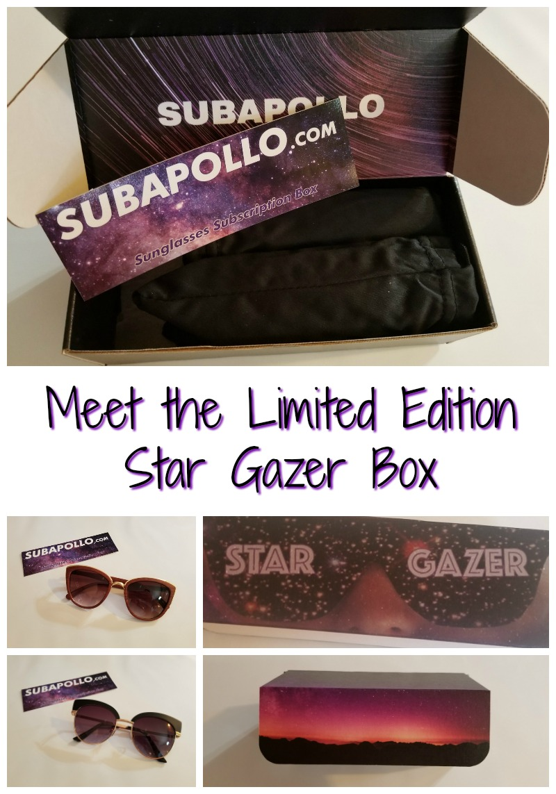 Meet the Limited Edition Star Gazer Box by SubApollo #HotHolidayGifts2017