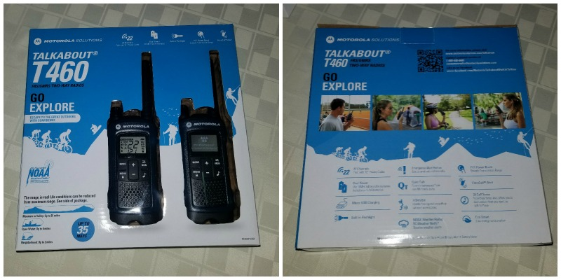 Motorola Talkabout T460 is the Best for Your Outdoorsman + Giveaway #HotHolidayGifts2017