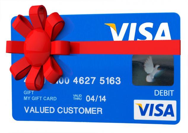 $250 Visa Gift Card or Cash Giveaway