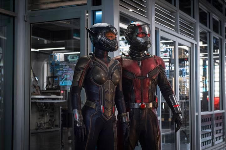 """Ant-Man and the Wasp"" hits U.S. theatres on July 6, 2018."