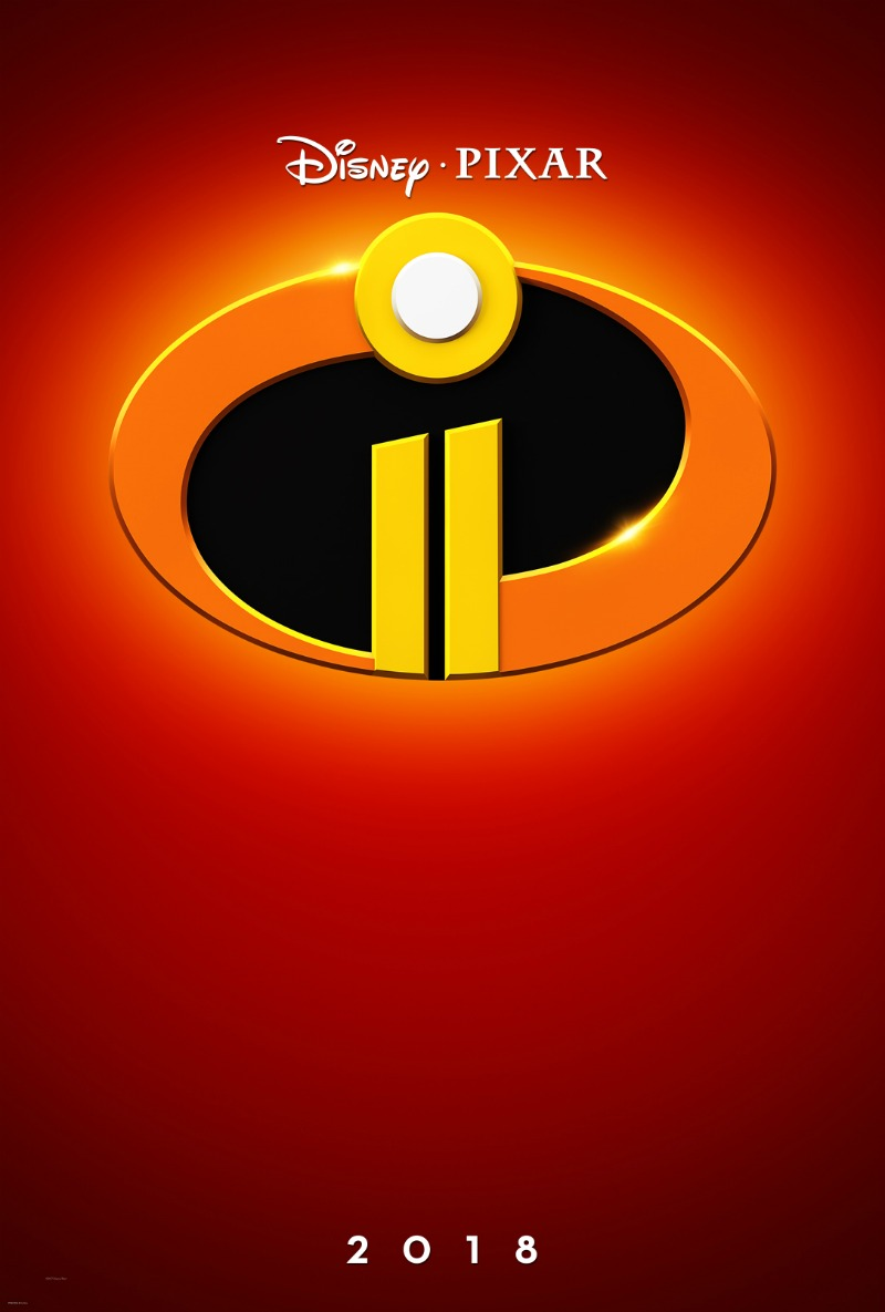 """Incredibles 2"" busts into theaters on June 15, 2018."