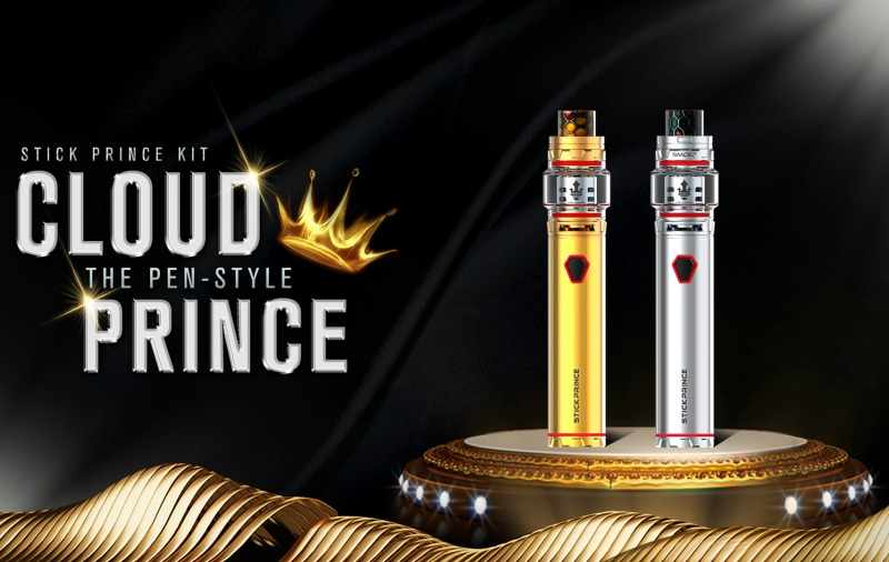 Smoking Is A Dirty Business. Give It Up! SMOK Stick Prince Giveaway