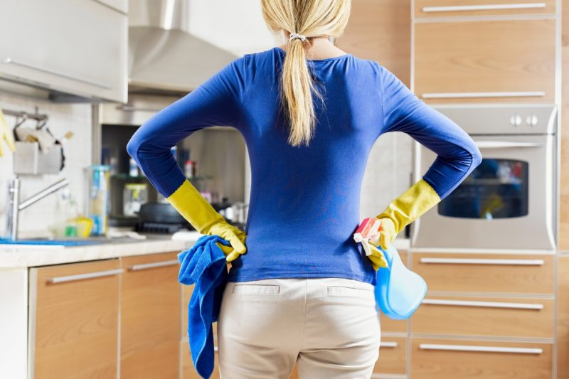 Cleaning Tricks to Make Summer A Breeze