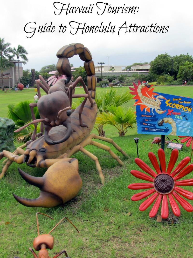 Hawaii Tourism: Guide to Honolulu Attractions - Motherhood