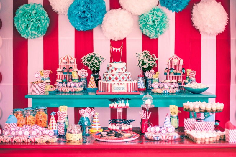 7 Unique Kids Birthday Party Themes