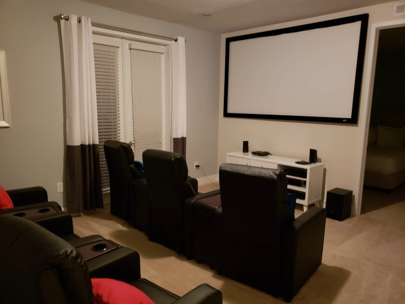 8 Reasons Why Families Choose Encore Resort - Home Theater