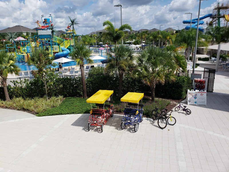 8 Reasons Why Families Choose Encore Resort - Bike Rentals